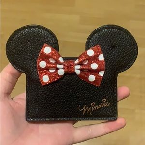 Minnie Mouse Card Holder